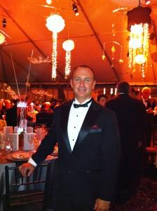 Keith Springer at Crocker Art Gala