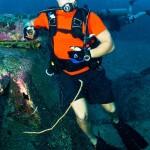 Keith Springer Scuba Diver