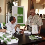 Facing Goliath Book Signing at Pearl on the River