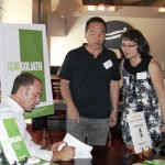 Facing Goliath Book Signing Party with Radio Host and author Keith Springer