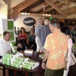 Sacramento's Keith Springer Signs copies of Facing Goliath