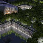 Memorial at Night
