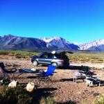 Near Mammoth Hot Springs
