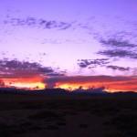 Sierra Sunset Fire