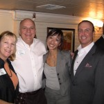 Bonnie and John DiMichele with Jane Tam and Keith Springer