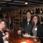 Janice Titgen with David and Maria Fiorenza