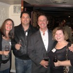 Maria and David Fiorenza with Keith Springer and Janice Titgen