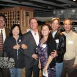 John Kwong, Mimi Lee, Keith Springer, Deanna Nguyen and Le Vu