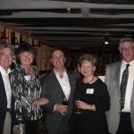 Bob McBee, Gwynne Hixon, Keith Springer, Vicki McBee and Kevin Hixon