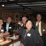 Deanna Nguyen and Le Vu with John Kwong, Keith Springer and Mimi Lee
