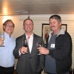 Robert Iannarelli, Keith Springer and Dave Wolden