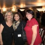 Cathy DeCarlo, Carmella Mojahedi and Becky Altman