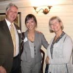 Michael O'Connor, Jane Tam, and Ellen Schaefer