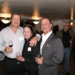 Bill and Marcia Munich with Keith Springer