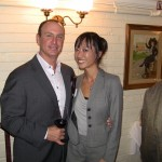 Keith Springer and Jane Tam