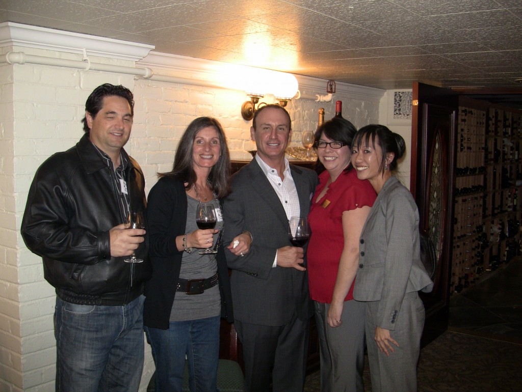 David and Maria Fiorenza, with Keith Springer, Becky Altman and Jane Tam