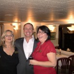 Cathy DeCarlo, Keith Springer and Becky Altman