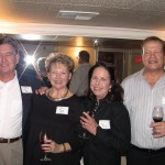 Bob and Vicki McBee with Marcia and Bill Munich