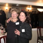 Vicki McBee and Marcia Munich