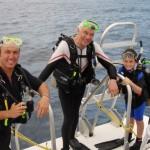 2005 Scuba Diving 3 generations