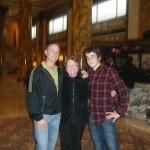 2009 Keith, Miki and Josh