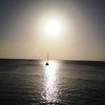 Bonaire-sailboat