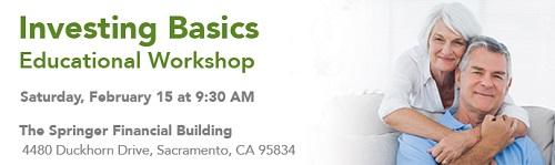 Keith Springer Workshop 02152014