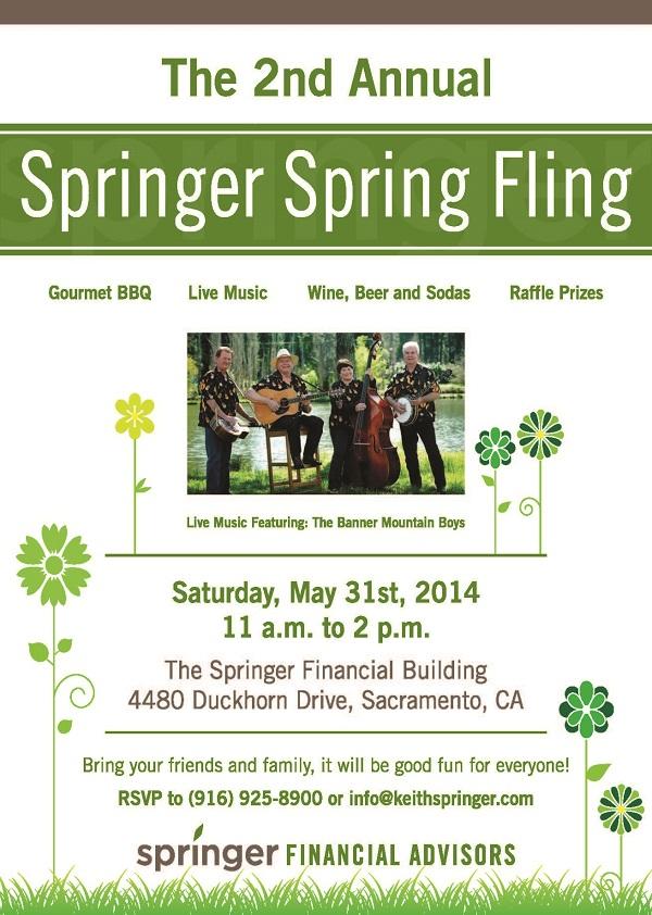 Springer Spring Fling