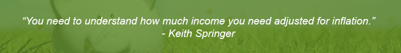 Keith Springer 2 inflation